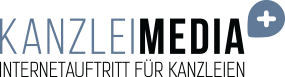 Kanzlei Media Plus Logo
